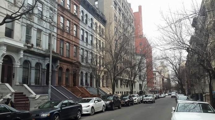 Nueva York. El condominio ha sido aprovechado para utilizar todo tipo de edificios con fines residenciales. Fotografía: Roy Allan Jiménez Céspedes.