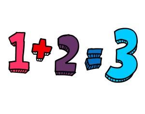 1+2 es 3