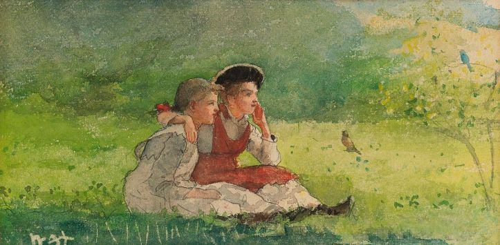 1280px-Winslow_Homer_-_Listening_to_the_birds